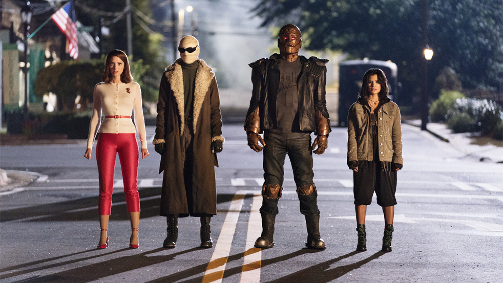 "<span class=""quo"">'</span>Doom Patrol' Renewed, Season 2 to Stream on <span class=""caps"">DC</span> Universe and <span class=""caps"">HBO</span> Max"