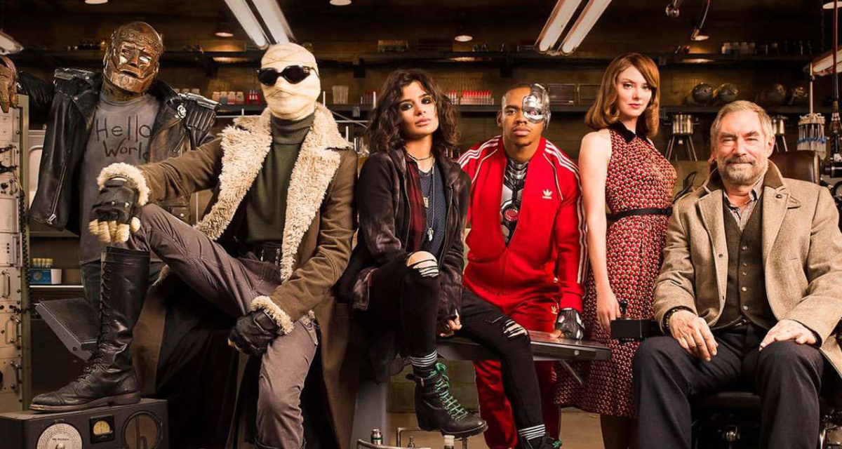 "<span class=""quo"">'</span>Doom Patrol' Renewed for Season 3"