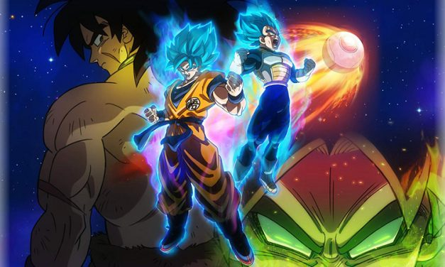 """<span class=""""quo"""">'</span>Dragon Ball Super: Broly' On Fire With $<span class=""""caps"""">5M</span>+ Opening Day"""