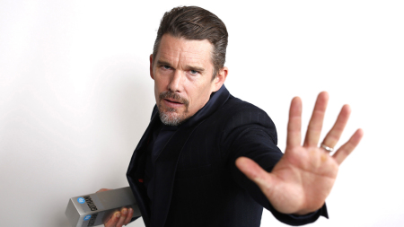 Ethan Hawke Joins 'Moon Knight' Series at Disney Plus