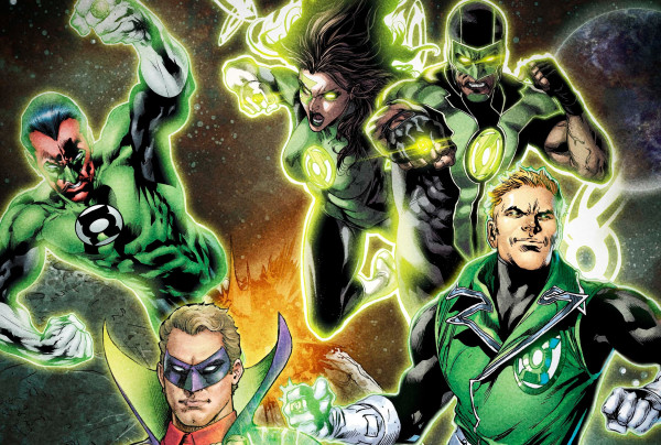 """<span class=""""quo"""">'</span>Green Lantern' Series Gets Greenlight at <span class=""""caps"""">HBO</span> Max"""