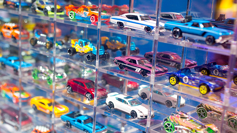 """<span class=""""quo"""">'</span>Hot Wheels' Live-Action Movie in the Works"""