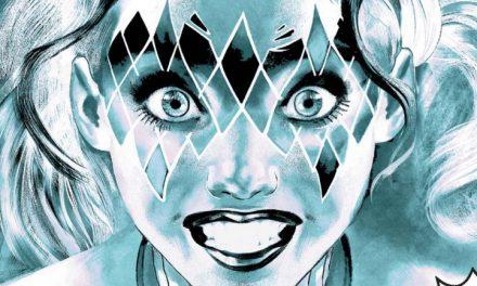 """<span class=""""dquo"""">""""</span>Harley Quinn: Breaking Glass"""" Book Trailer"""