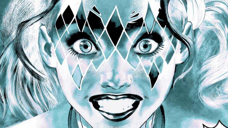 """Harley Quinn: Breaking Glass"" Book Trailer"