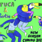 "<span class=""quo"">'</span>Tuca <span class=""amp"">&</span> Bertie' Animated Series Revived at Adult Swim for Season 2"