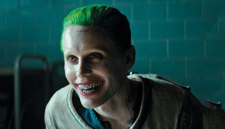 Jared Leto Reprising Joker