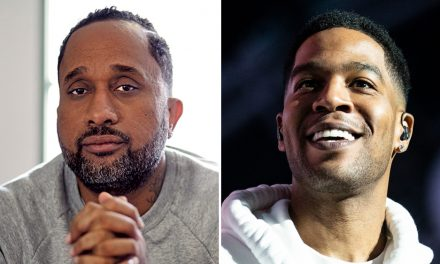 Kenya Barris, Kid Cudi Team for Netflix Animated Series
