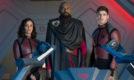 "<span class=""quo"">'</span>Krypton' Canceled After Two Seasons"
