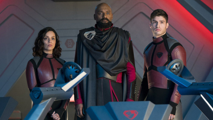 'Krypton' Canceled After Two Seasons