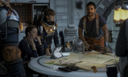 'Lost In Space' Renewed For Third & Final Season