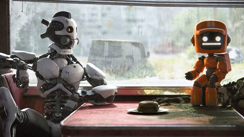 'Love, Death, and Robots' Renewed for Season 2 at Netflix