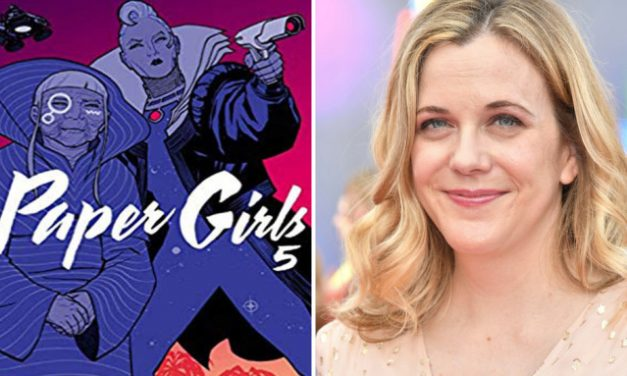 'Paper Girls' Graphic Novel Gets Series Commitment