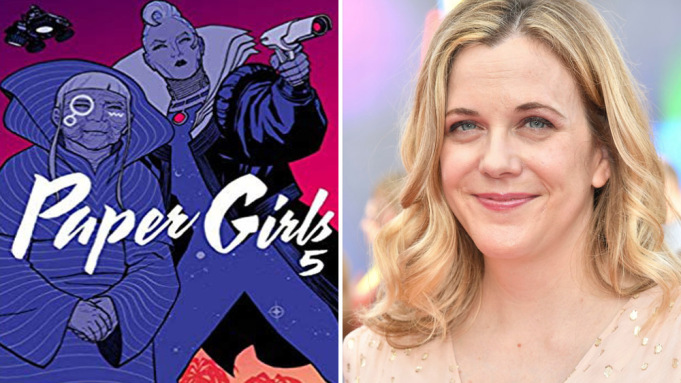"""<span class=""""quo"""">'</span>Paper Girls' Graphic Novel Gets Series Commitment"""
