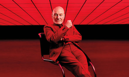 Patrick Stewart on Why He Returned to the Final Frontier