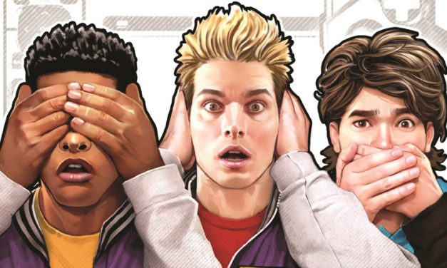 "<span class=""quo"">'</span>Planet Of The Nerds': Ahoy Comics Series Offers Revenge Of The 1980s Movies"