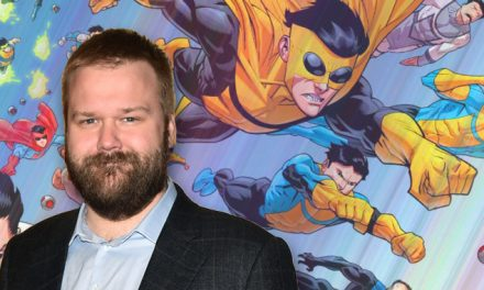 "Robert Kirkman's ""Invincible"" Casting News"
