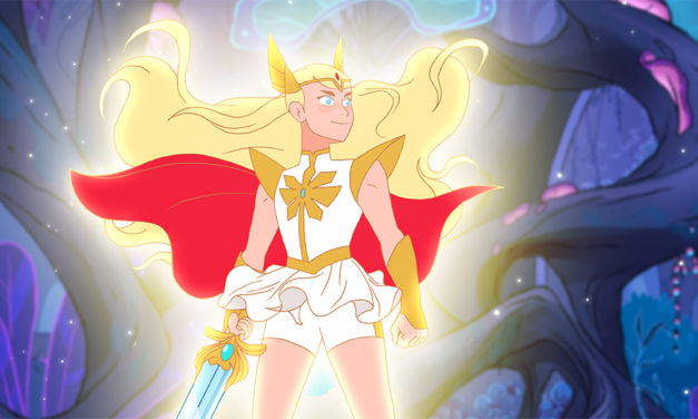 She-Ra Live-Action Series in Early Development at Amazon