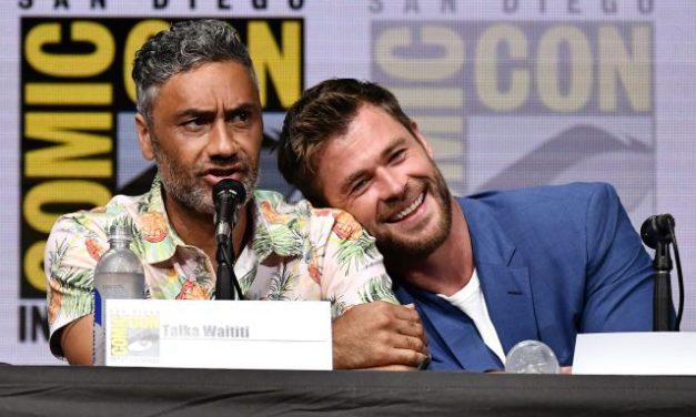 Taika Waititi Back For More 'Thor' With Chris Hemsworth
