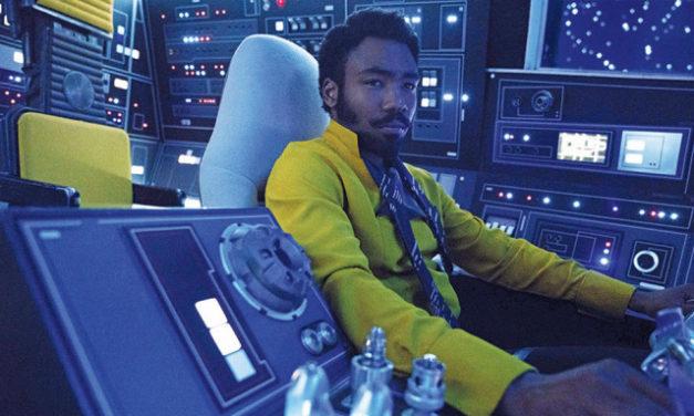 Lando Calrissian Series In TheWorks