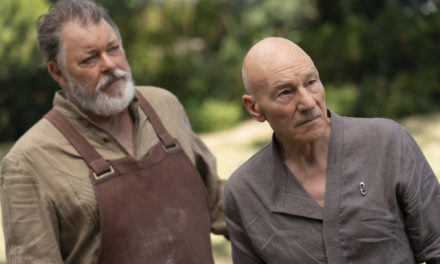 "Star Trek: Picard Podcast: Reunion With Riker <span class=""amp"">&</span> Building The Borg"