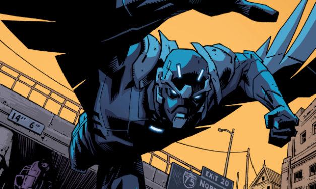 Universal Sets Robert Kirkman/Marc Silvestri Comic 'Stealth' For Film