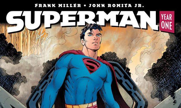 Frank Miller And John Romita Jr. Take On Man of Steel