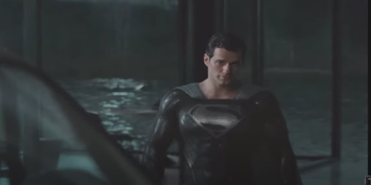 Superman Is Back In Black