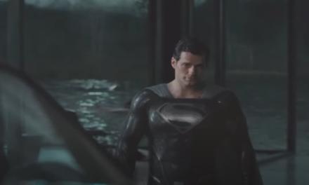 Superman Is Back InBlack