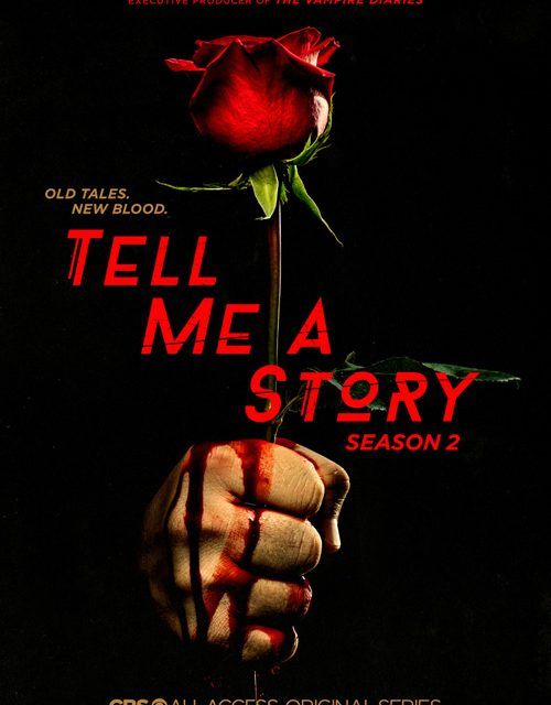 """Tell Me A Story <span class=""""caps"""">S2</span> (2019)"""
