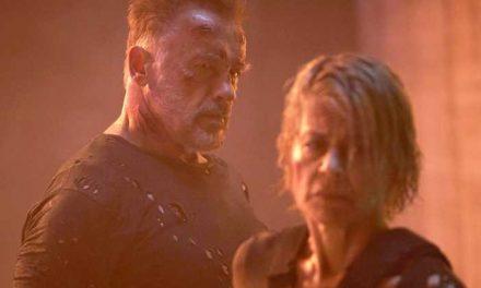 "Terminator: Dark Fate <span class=""caps"">SDCC</span> Featurette"