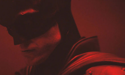 Robert Pattinson's 'Batman' Suit Revealed