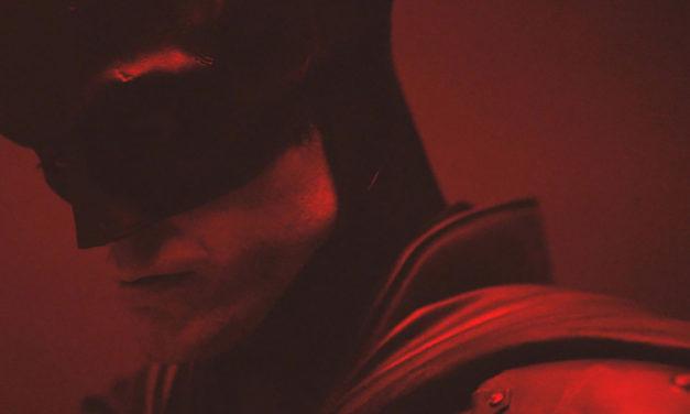 Robert Pattinson's 'Batman' Suit Revealed