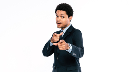 Trevor Noah Sets Original Feature With Paramount Animation