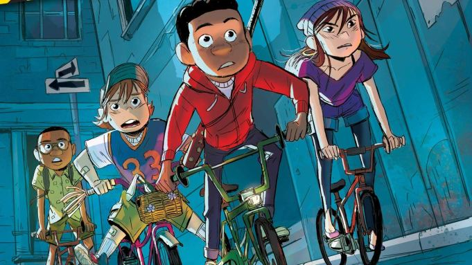 'Urban Legendz' First Look: Animators Unite For 1980s Coming-Of-Age Tale