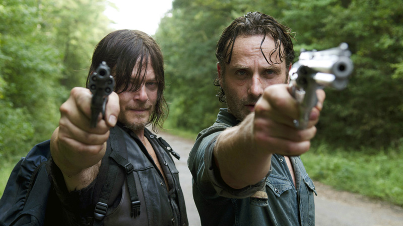 "<span class=""caps"">AMC</span> Plans Third 'Walking Dead' Series"